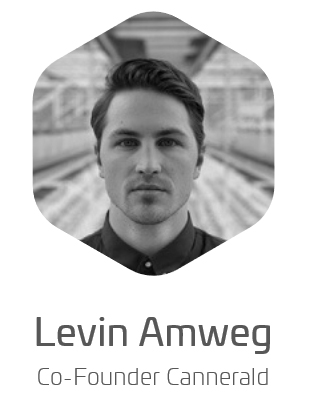 Cannerald / CannerGrow Co-Founder Levin Amweg